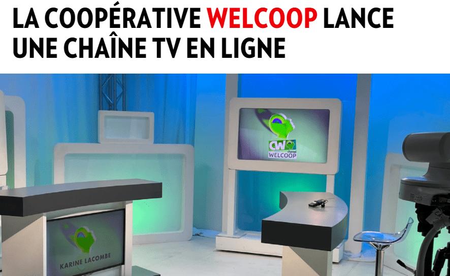 studio mp2 chaine coopérative wellcoop